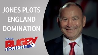 Jones plots England's return to the top of the world | Rugby Tonight