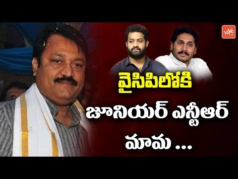 Narne Srinivasa Rao will May Join In YSRCP ? Jr NTRs Father in Law Met YS Jagan  YOYO TV Channel