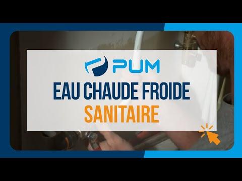 Eau Chaude Froide Sanitaire Version Longue Youtube