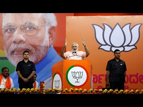 India's Far-Right Ruling Party BJP Dominates Karnataka Election - with Fewer Votes