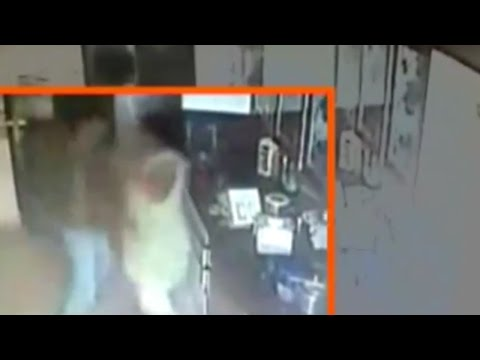 Caught on Camera: Servant Murders His Owner in Haldwani