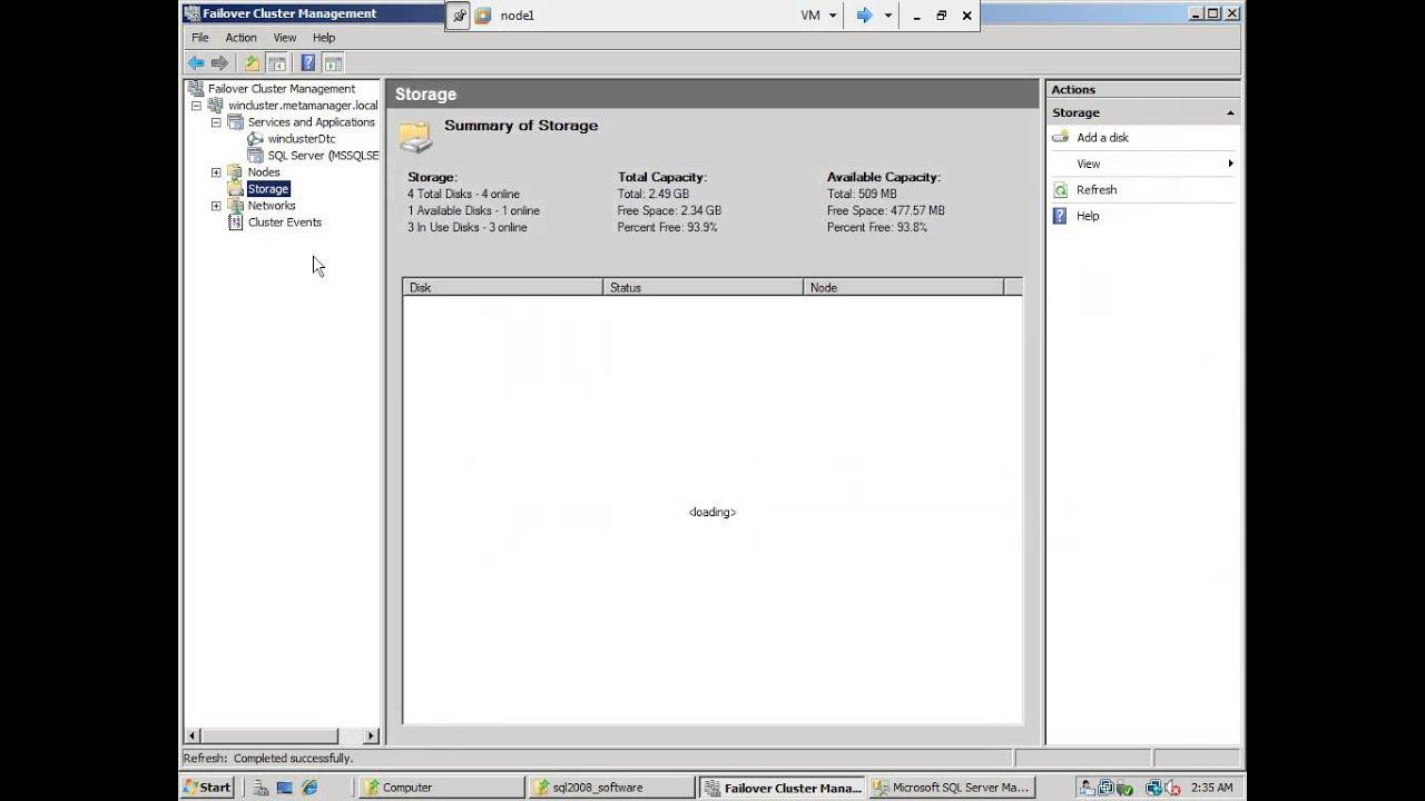 Clustering in sql server 2008 pdf995