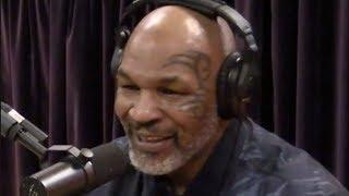 Mike Tyson on Why He Smokes Weed | Joe Rogan