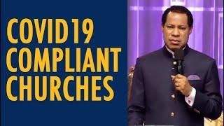 Pastor Chris:: COVID19 Compliant Churches???