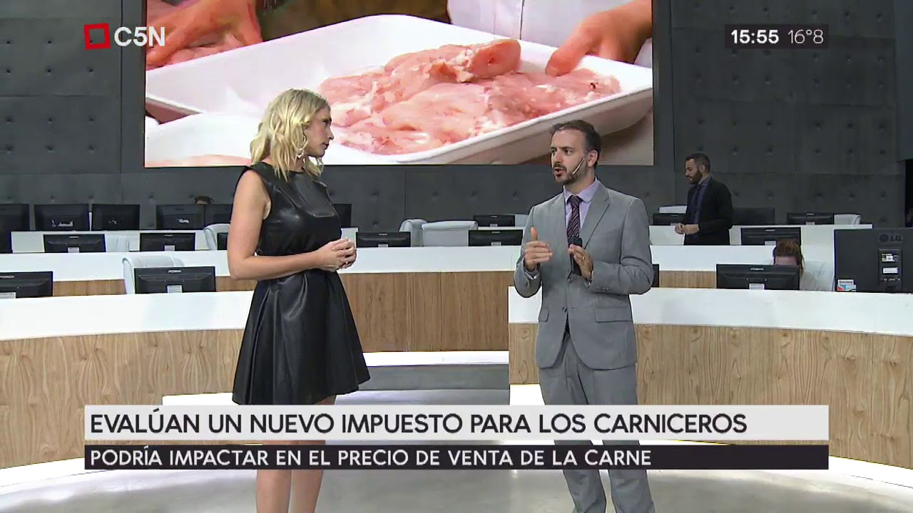 Evalúan un nuevo impuesto para los carniceros