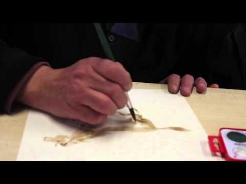 Comment peindre un cheval au galop youtube - Comment dessiner un cheval au galop ...