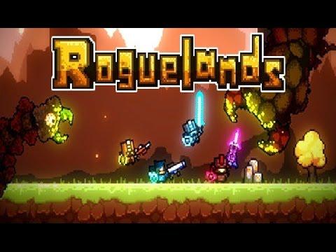 Roguelands Скачать Игру - фото 8