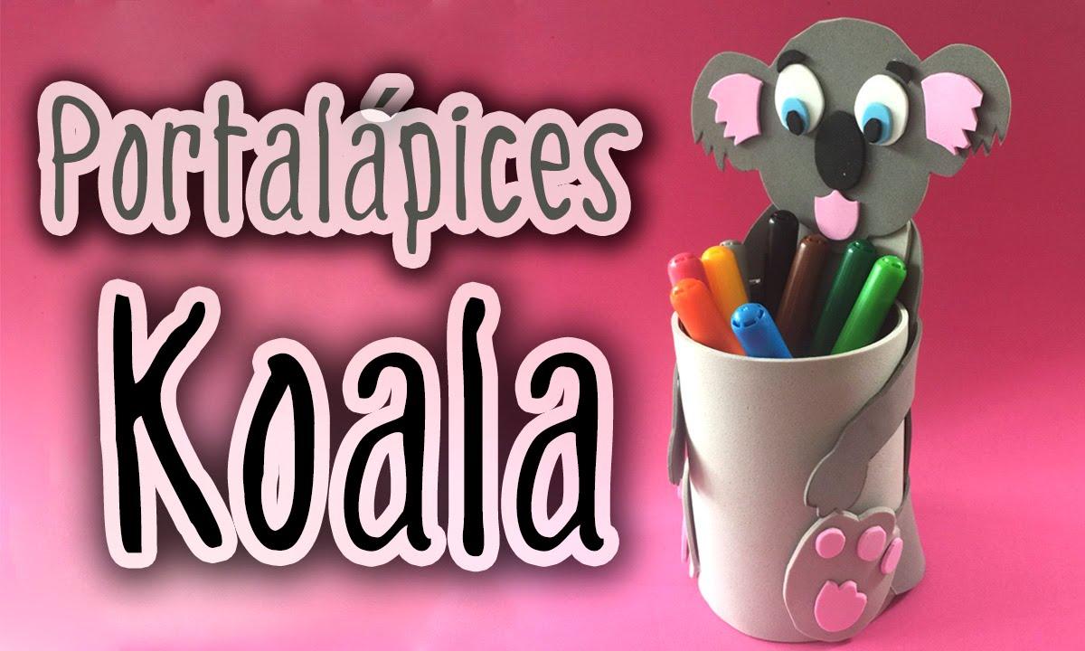 Portalapices KOALA * Especial vuelta al cole - YouTube