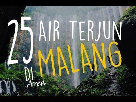 25 Air Terjun Di Area Malang