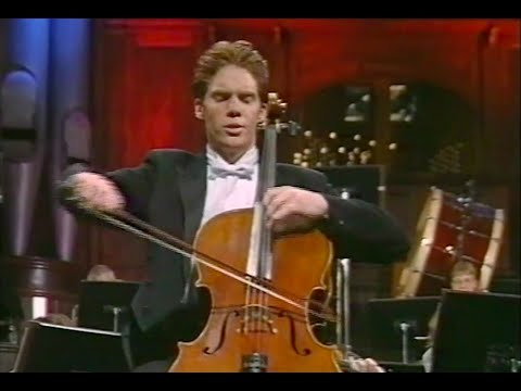 Dvořák Cello Concerto · James Bush · NZSO