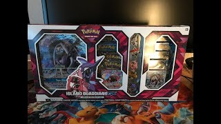 NEW ISLANDS GUARDIANS GX PREMIUM PIN COLLECTION BOX!!