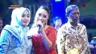 Gambar cover Adella Live Kotalama MALANG - Badai (Cover)- Anissa Rahma