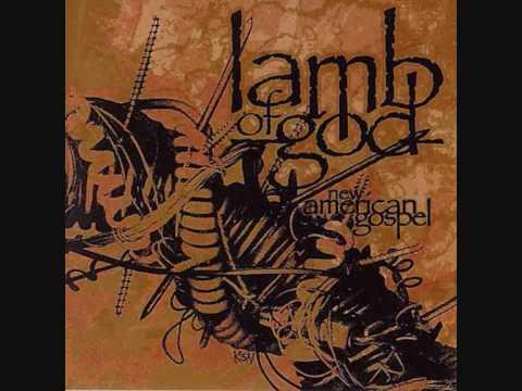 Lamb of god a warning