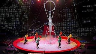 Почему арена для цирка круглая