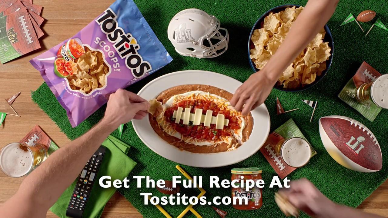 Tosos Day Dip For Super Bowl Li Layered Recipe You