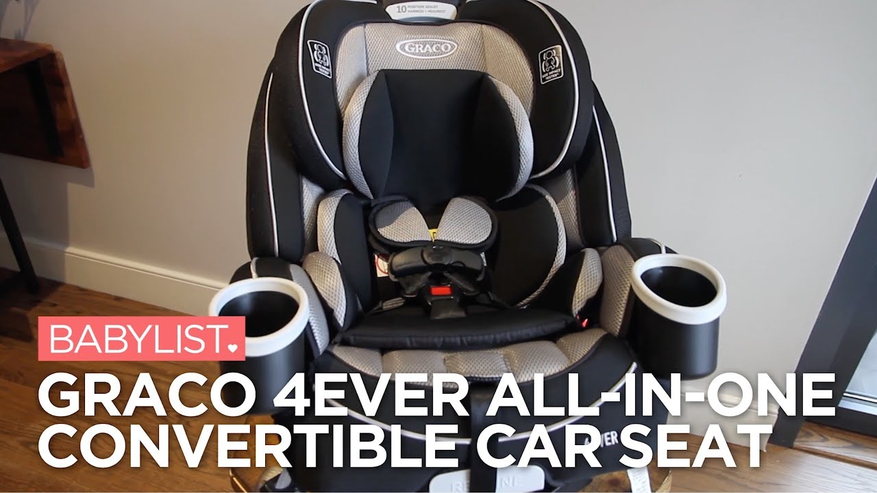 Baby Capsule Convertible Car Seat Graco 4ever All In One Convertible Car Seat Review