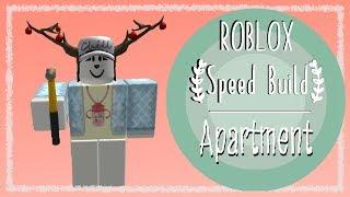 ROBLOX Speed Build // Apartment