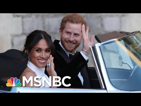 Queen Agrees To Allow Meghan And Harry To 'Spend Time' In Canada, UK | Andrea Mitchell | MSNBC