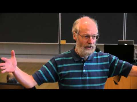 "Jeff Weeks: ""Shape of Space"" - Aalto University MathArt Colloquium"