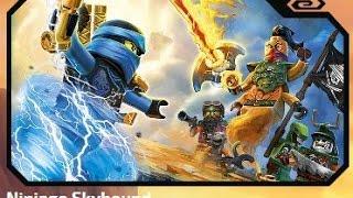 Лего Нинзяго игра Нинзяго небесный воин / Lego NINJAGO Skybound