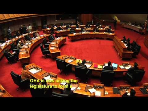 2011 Office of Hawaiian Affairs Legislative Package (