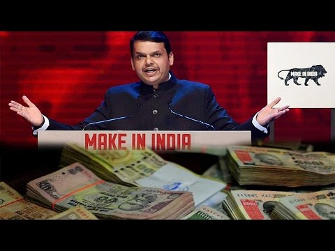 Make In India : Maharashtra govt. recives Rs 6,00,000 cr Investment