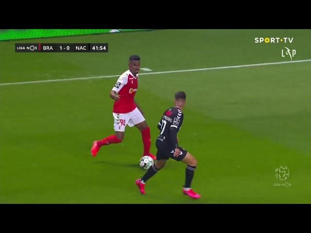 Resumo: S.C. Braga (2-1) C.D. Nacional (J4 - Liga NOS 2020/2021)