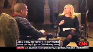 "Jay-Z Talks His Book ""Decoded"" With CNN thumbnail"