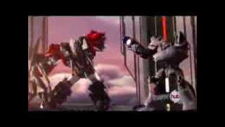 Transformers prime beast hunters Optimus prime superhero