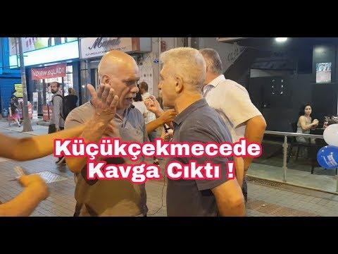 Ekrem İmamoğlu Binali Yıldırım Yumruklu  Kavga  || Seçim Anketi 2019