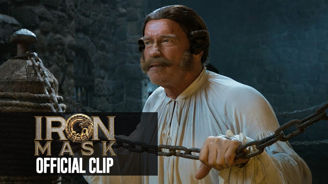 """Download Iron Mask (2020) Official Clip """"A Fight with the Prisoners"""" – Jackie Chan, Arnold Schwarzenegger"""