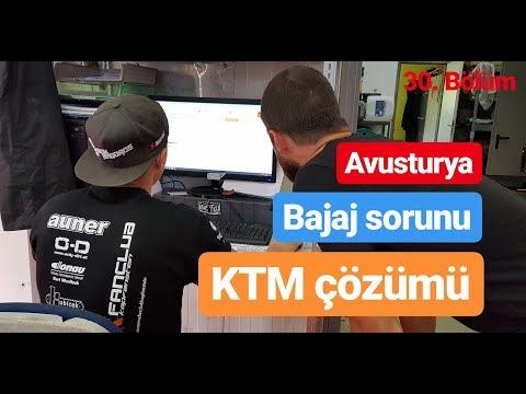Vitesimiz Bozuldu! Bajaj #Pulsar Arızasına Avrupa'da KTM Çözümü.