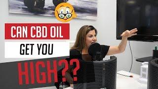 WA 046 What's the Difference Between Hemp and Marijuana? [DO CBD OILS GET YOU HIGH??]