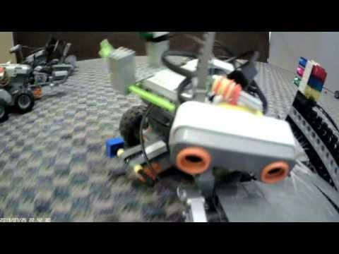 Robots 2013 at Andrews Osborne Academy Summer Camp