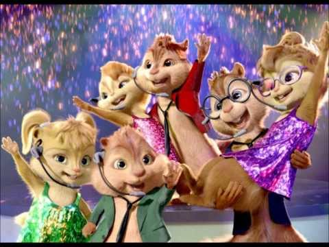 LADY GAGA DO WHAT YOU WANT - ALVIN AND THE CHIPMUNKS