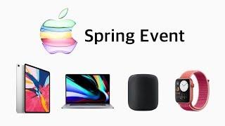 Apple Event: iPad Pro 2020, iPhone 9, HomePod Mini und mehr