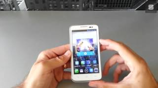 Alcatel One Touch X'Pop Video recenzija