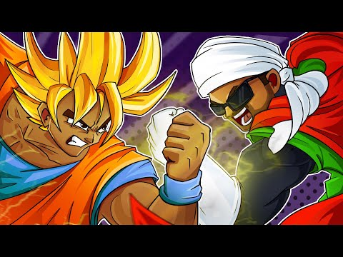 Dragon Ball Fighter Z w/ My Brother! (Stream Highlights)