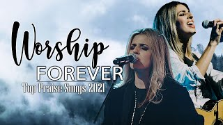 🙏2 HOURS HILLSONG WORSHIP SONGS TOP HITS 2021 MEDLEY ✝️ NONSTOP CHRISTIAN PRAISE SONGS COLLECTION