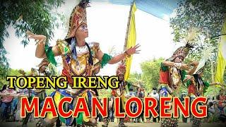 Topeng Ireng - MACAN LORENG Live Pasar Kali Pong