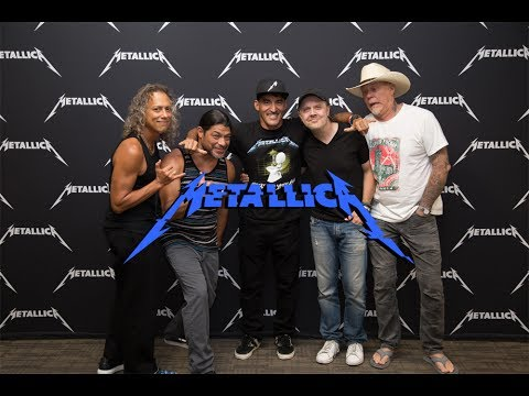 Metallica: Meet and Greet - Outro to Snake Pit (MetOnTour - Orlando, FL -  2017)