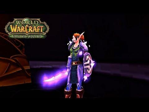 World Of Warcraft: Burning Crusade - Paladin Tank 2.4.3 Guide, Main Tank