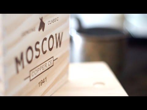 The Origin of the Moscow Mule & Copper Mug