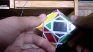 3x3x3 Rhombic Dodecahedron Unboxing