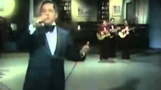 Julio Jaramillo, video cantando en vivo.