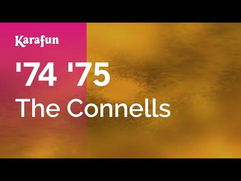 Karaoke '74 '75 - The Connells *