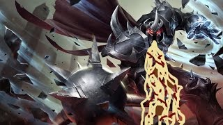 There's Vomit In the Coding Already, Morde's Spaghetti. (Mordekaiser Item Interaction Funk)
