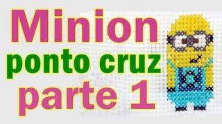 Download lagu Meu malvado favorito Ponto Cruz - Passo a passo parte 1