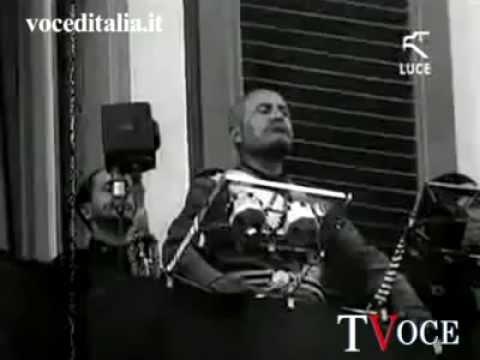 Discorso Camera Mussolini : Di battista cita il bivacco del primo discorso di benito mussolini