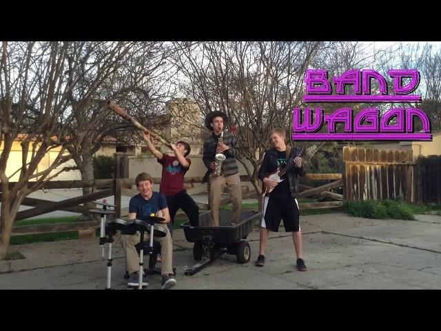 Band wagon English video  Mrs  Woodall
